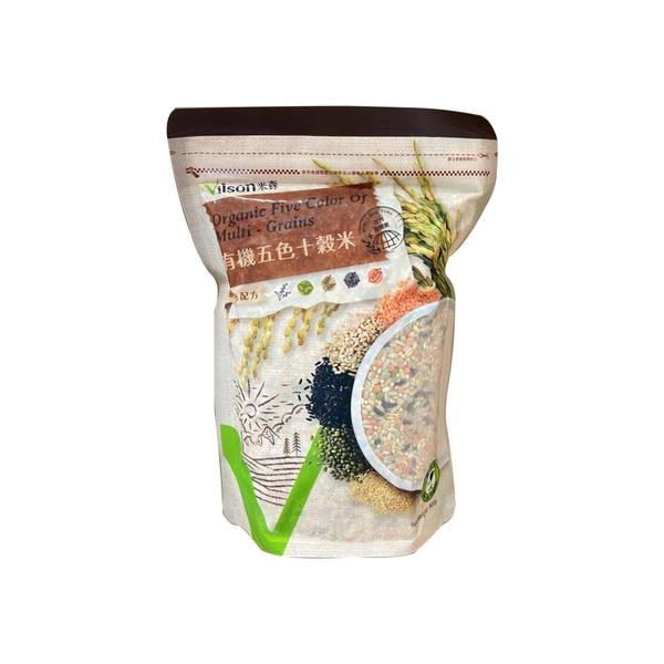 【米森】有機五色十穀米(900g/包)