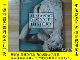 二手書博民逛書店National罕見Geographic Almanac of