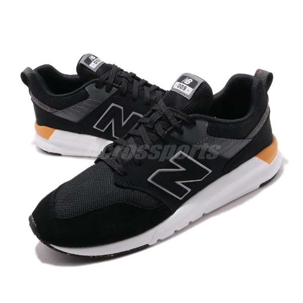 New Balance 休閒鞋NB 009 黑灰男鞋運動鞋