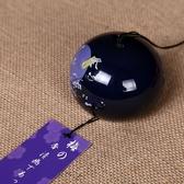 陶瓷四季風鈴掛飾創意禮物女生