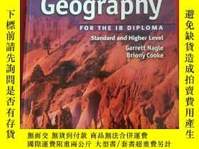 二手書博民逛書店Geography罕見for The IB Diploma Standard and Higher Level