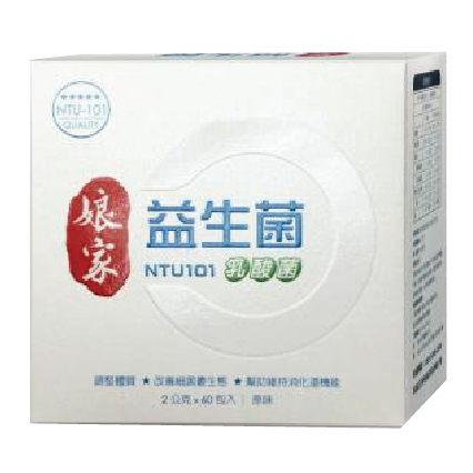 娘家 益生菌 (60包/盒)