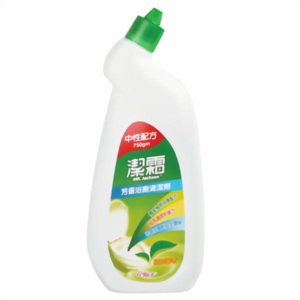 潔霜浴廁清潔劑750g/瓶