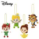 【日本正版】Disney Toy Company 螢幕擦吊飾 擦擦吊飾 螢幕擦 美女與野獸 214646 214653 214691 214707