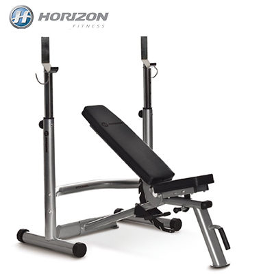 JOHNSON喬山 - HORIZON Adonis Plus 多功能舉重訓練床 多功能設計機種!更超值