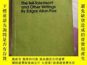 二手書博民逛書店The罕見TeII-TaIe Heart and Other Writings By Edgar AIIan Po