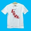 【收藏天地】創意T恤*LOVE=台北T恤(白色) ∕  創意T恤 送禮 旅遊紀念