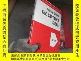 二手書博民逛書店The罕見captain's table 精522119636
