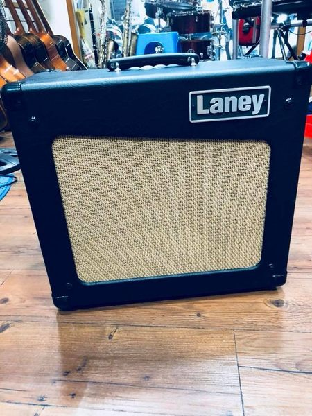 凱傑樂器 展示出清 LANEY CUB 12 全真空管 管機  電吉他音箱