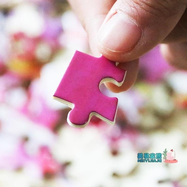 拼圖 送女生日創意禮物木質拼圖1000片成人減壓兒童益智力卡通動漫玩具