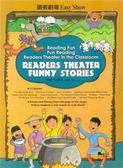 (二手書)讀者劇場EASY SHOW:FUNNY STORIES