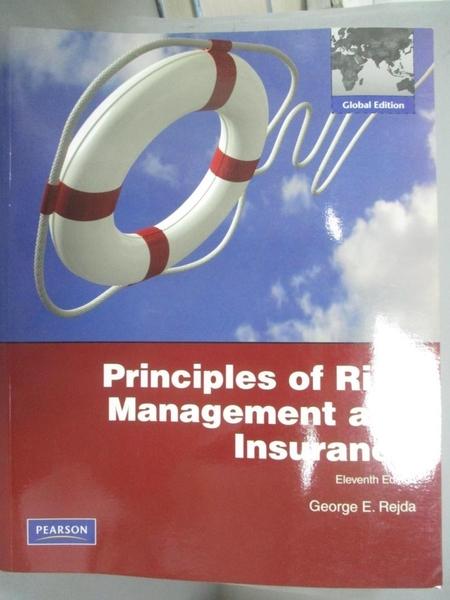 【書寶二手書T3/大學商學_ZJR】Principles of Risk Management and Insuranc