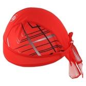 自行車頭巾 抗紫外線-酷炫雷射花紋設計男女單車運動頭巾2色73fo3【時尚巴黎】