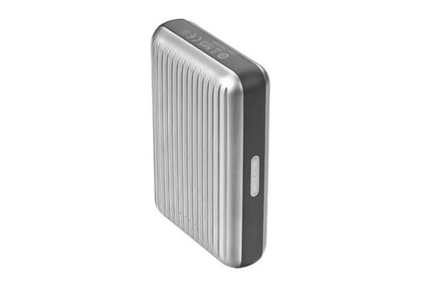 Wopow沃品 旅行箱行動電源 10000mAh PD QC雙向快充 18W