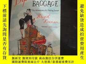 二手書博民逛書店英文原版Diplomatic罕見BAGGAGE Brigid KeenanY254691