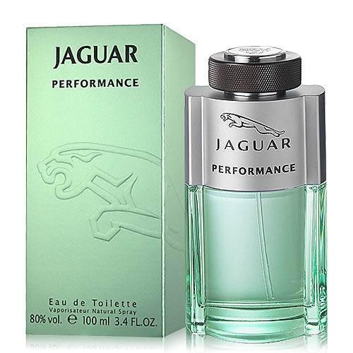 Jaguar Performance 非凡淡香水 100ml