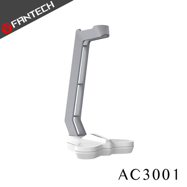 FANTECH AC3001 電競耳罩式耳機架(灰白款)