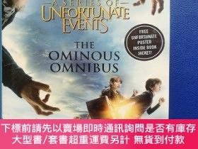 二手書博民逛書店THE罕見OMINOUS OMNIBUS(精裝毛邊本)Y153720 Brett Helquist HA