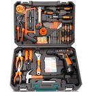 電動工具組家庭工具套家用五金工具箱充電電...