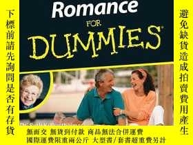 二手書博民逛書店Rekindling罕見Romance for Dummies