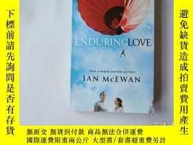 二手書博民逛書店Enduring罕見Love 持久的愛(32開 英文版) ,詳細如圖Y19761 Ian McEwan 著