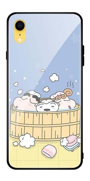 Galaxy 保護套 三星note10 lite保護殼全包 三星note10 lite手機殼卡通蠟筆小新 SamSung Note10 Lite手機套