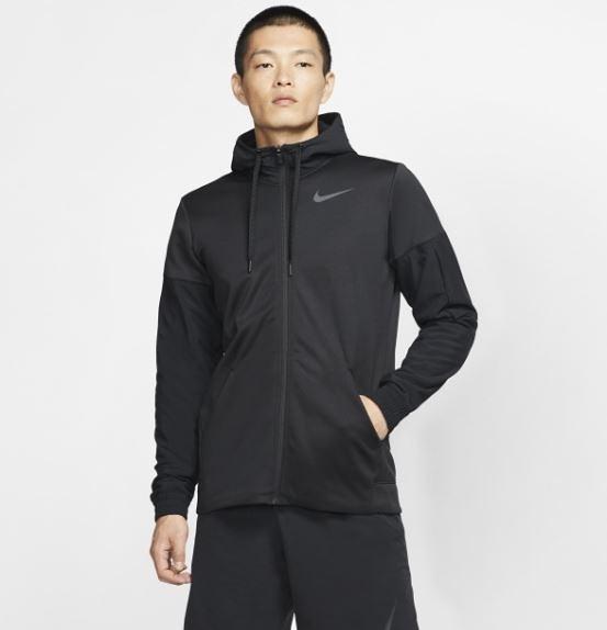 NIKE服飾系列-AS M NK THERMA FZ PLUS 男款長袖外套-NO.BV6310010
