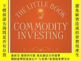 二手書博民逛書店The罕見Little Book Of Commodity InvestingY256260 John R.