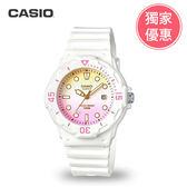 CASIO卡西歐LRW-200H-4E2VDR學生錶