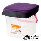 PolarStar 台灣 個人野餐坐墊 (P888 RV桶專用坐墊套)『暗紫』P17441 RV桶.置物桶.收納桶.收納箱