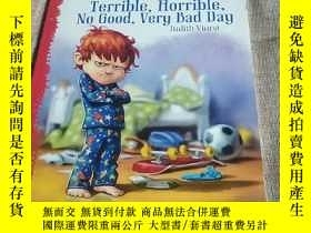 二手書博民逛書店Alexander罕見and the Terrible,Horrible,No Good,Very Bad Day
