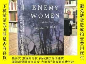 二手書博民逛書店ENEMY罕見WOMENY163 Paulette JIles Perennial 出版2002