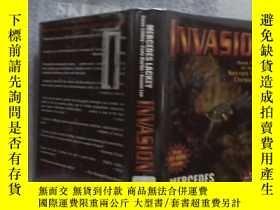 二手書博民逛書店實物拍照;Invasion:罕見Book One of the