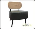 {{ 海中天休閒傢俱廣場 }} F43 摩登時尚 餐椅系列 AE-9016 菲利浦斯造型圍椅(綠皮)