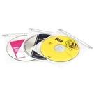 《享亮商城》CD-5008 2片裝懸吊式 CD內頁保護袋 (20入/包)