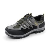 春季登山鞋男戶外防水徒步鞋防滑實心底透氣輕便跑步運動旅游鞋