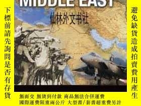 二手書博民逛書店【罕見】2017年出版 A Military History Of The Modern Middle East奇
