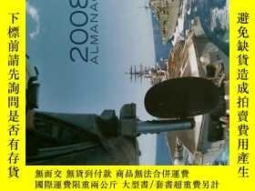 二手書博民逛書店SEAPOWER罕見ALMANAC 2008 01 海軍雜誌海權雜誌英文原版外文雜誌軍事學術期刊 SEA POWE