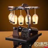 飛機木制酒架紅酒架歐式葡萄實木酒架酒杯架倒掛酒柜擺件一次元