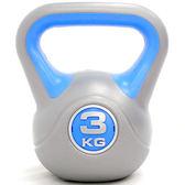 KettleBell  3KG 壺鈴6 6 磅3 公斤壺鈴拉環啞鈴搖擺鈴舉重量訓練重力健身