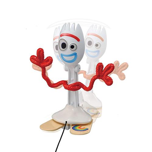 特價 Disney PIXAR 玩具總動員4 搖擺走路叉奇_DS13100
