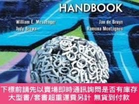 二手書博民逛書店The罕見Concise Canadian Writer s HandbookY464532 Messenge