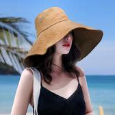 防曬遮陽帽百搭防曬帽防紫外線太陽帽