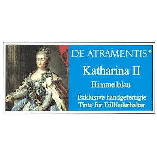 JANSEN文學家系列手工墨水(天空藍)卡薩諾瓦凱薩琳女皇 須預訂*1157
