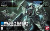 鋼彈模型 HG 1/144 機動戰士0083 MS-06F-2 薩克 II F2 型  (吉翁軍) TOYeGO 玩具e哥