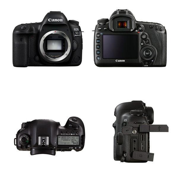 Canon 5D Mark IV Kit組〔含 24-105mm F4 II〕5D4 平行輸入