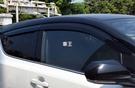 【車王汽車精品百貨】Toyota CHR C-HR 加厚 晴雨窗 PC注塑