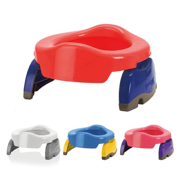 美國 Potette Plus 可攜式馬桶 (4色可選)