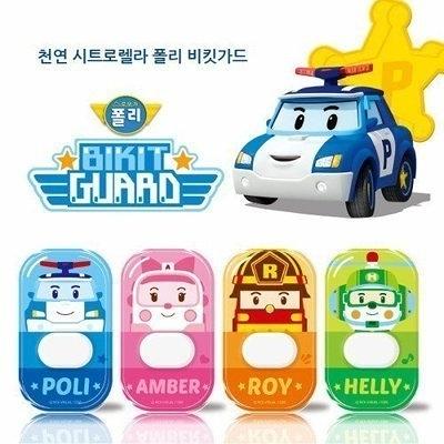 韓國熱銷 Bikit Guard 波利救援小車 精油防蚊扣