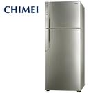 【CHIMEI奇美】458公升變頻鏡面鋼板雙門冰箱UR-P485BV